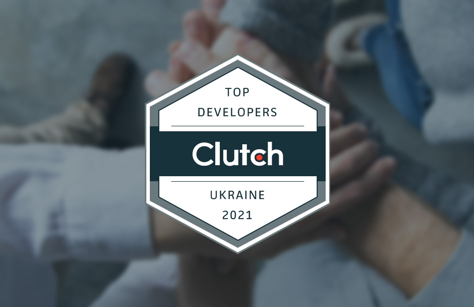 Axisbits named as a Top Development Company in Ukraine by Clutch!