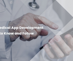 Modern Medical App Development Checklist to Know and Follow