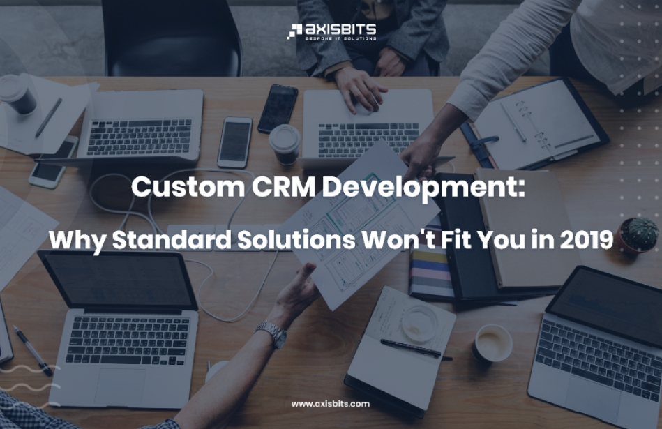 Custom CRM Development: Why Standard Solutions Won't Fit You in 2019