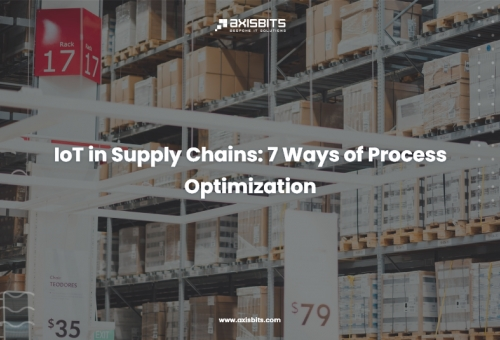 IoT in Supply Chains: 7 Ways of Process Optimization